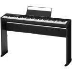 Piano Casio Privia PX-S1000 Preto + Estante Casio CS68PBK
