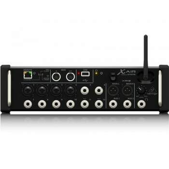 Mixer dig. X-Air XR12 iOS/PC/Android, 12in/4out - Behringer