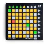 PAD CONTROLADORA USB LAUNCHPAD MINI MK2 - NOVATION