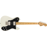 GUITARRA FENDER 037 4060 SQUIER CLASSIC VIBE 70S TELECASTER DELUXE MN 505 OLYMPIC WHITE