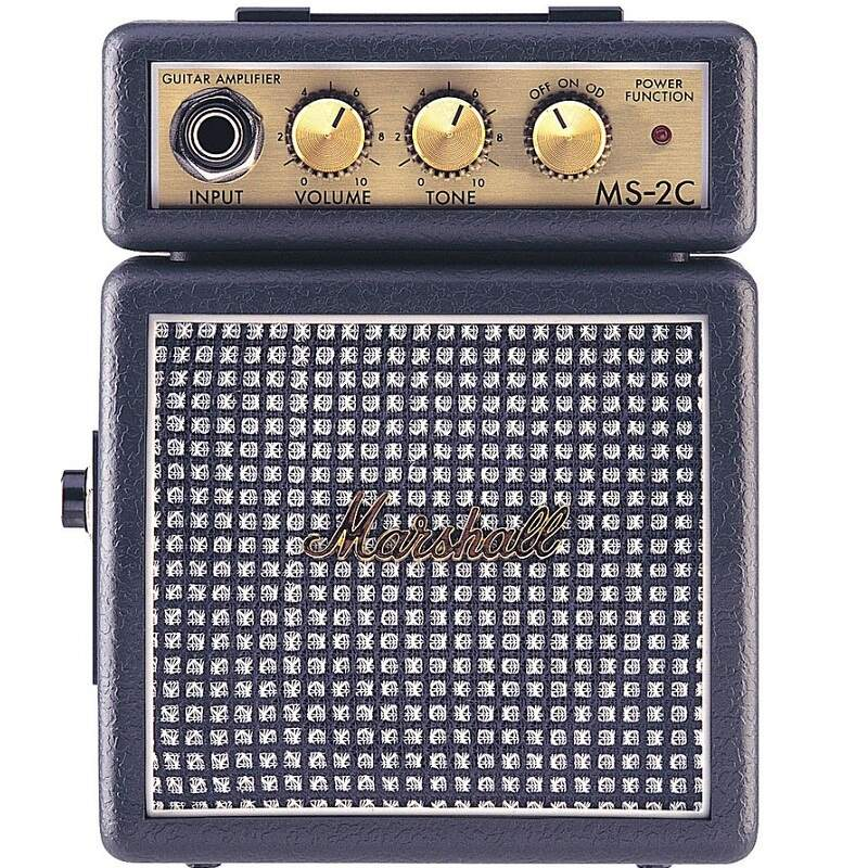 Mini Amplificador Marshall MS2C E