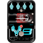 PEDAL VOX TONEGARAGE V8 DISTORTION - TG1-V8DS
