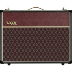 COMBO VOX AC30C2-TTBM LTD EDITION BLACK AND MAROON TWO TONE