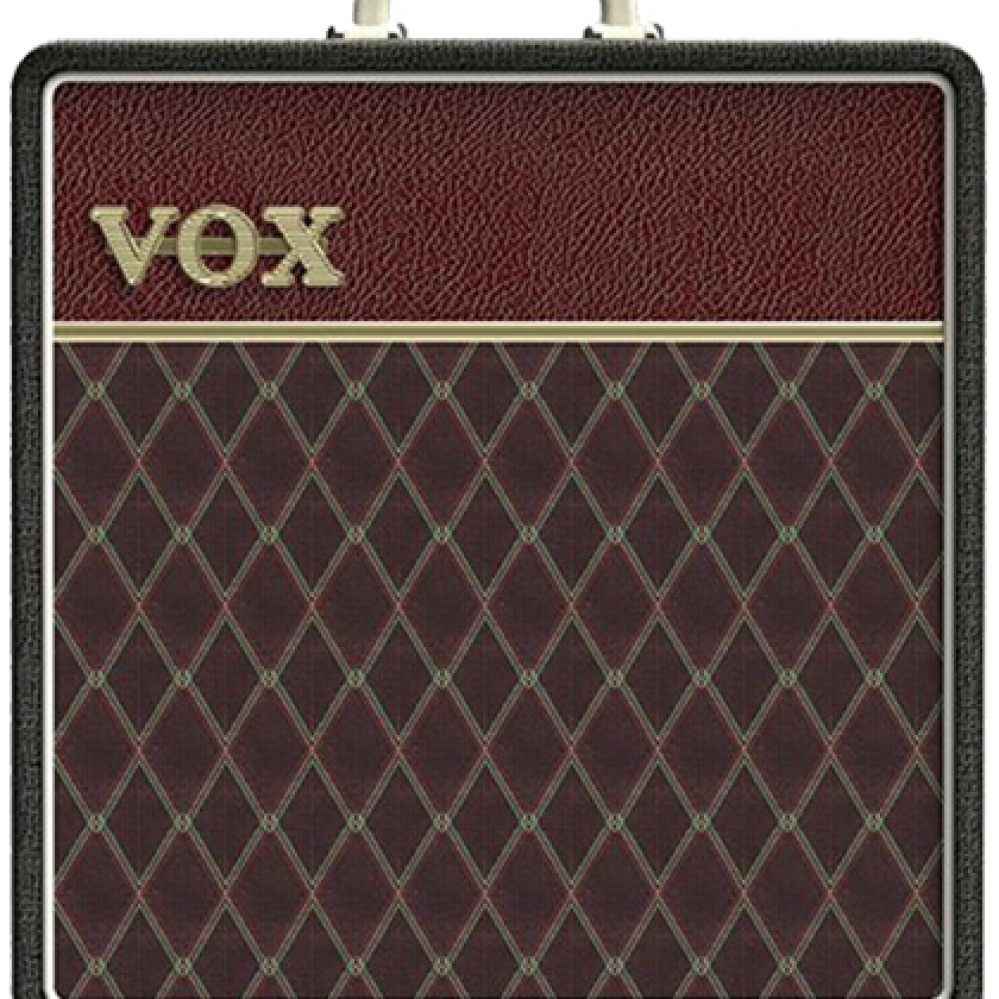 COMBO VOX AC4C1-12-TTBM EDITION BLACK AND MAROON TWO TONE