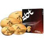 Kit De Pratos Zildjian Zbt Five Zbtp390-A 14 + 16 + 18 + 20