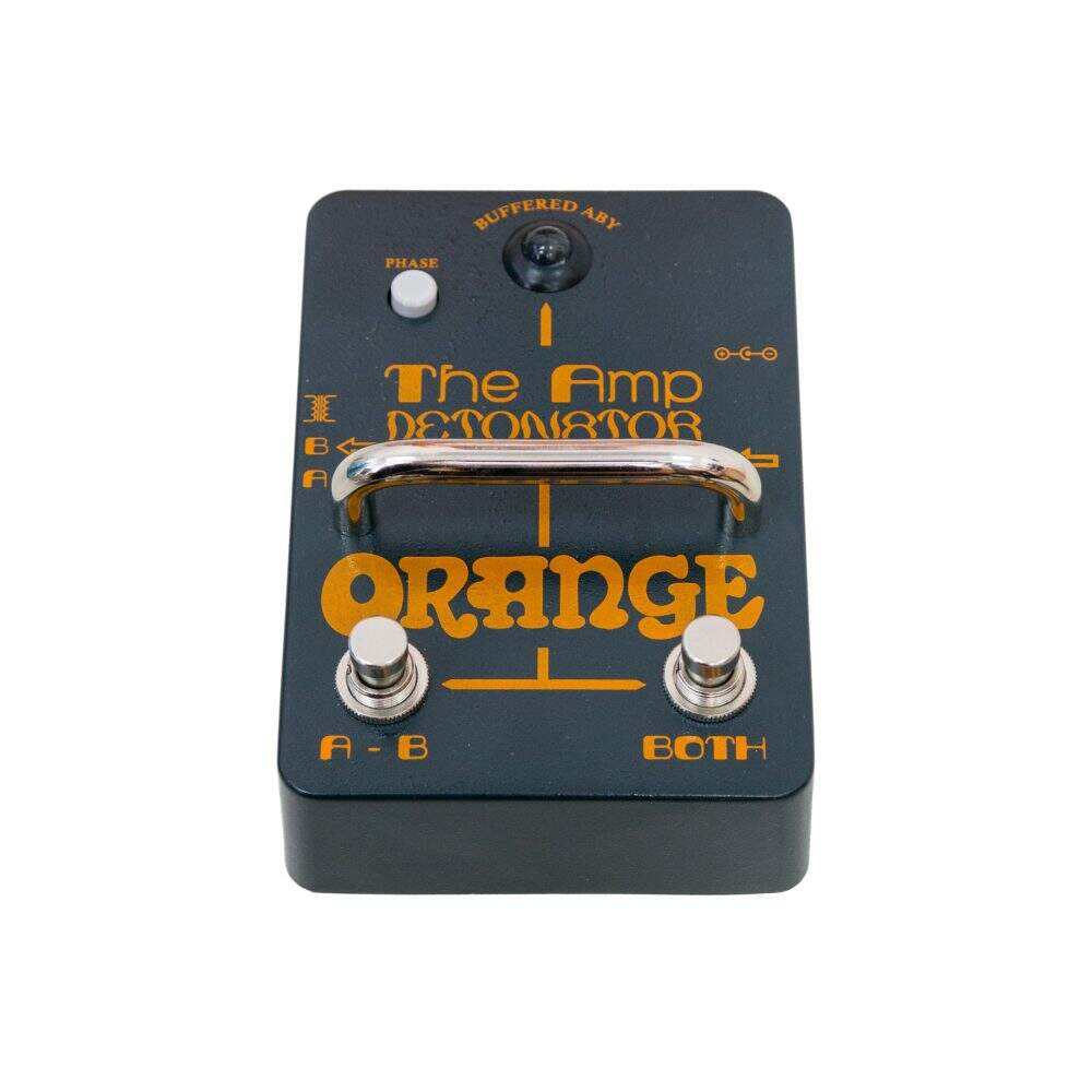 PEDAL SWITCHER ORANGE AMP DETONATOR