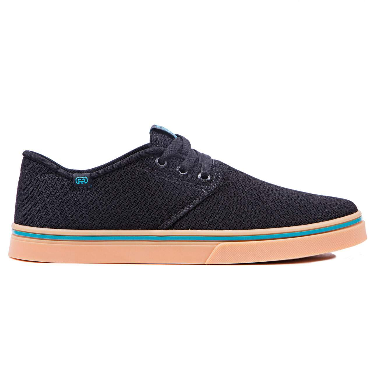 Tênis Hocks Del Mar Originals Black Mesh