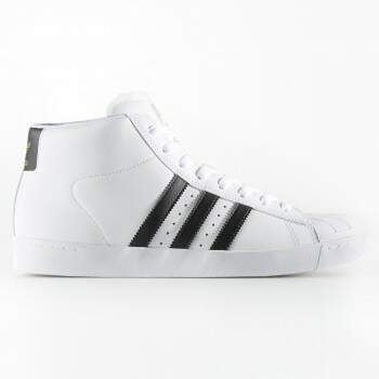 Tênis Adidas Originals Pro Model Vulc Adv White Black