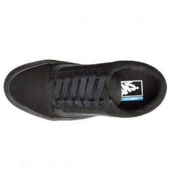 Tênis Vans Old Skool Lite Canvas Black Blacx