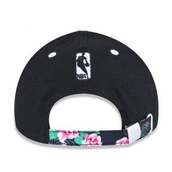 Boné New Era 9Fifty OF Strapback Chicago Bulls Floral
