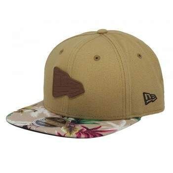 Boné New Era 9Fifty OF Snapback Branded Floral