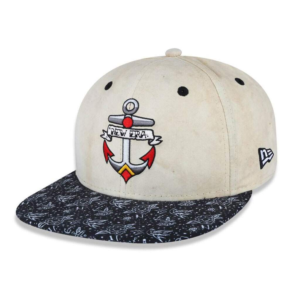 Boné New Era 9Fifty OF Snapback Branded Hold Fast