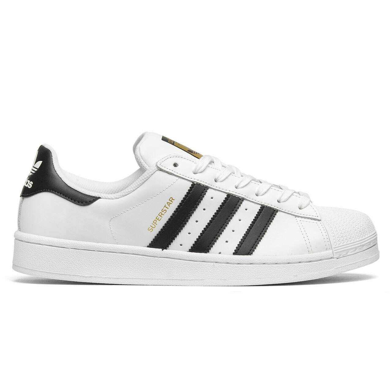 Tênis Adidas Originals Superstar White/Black