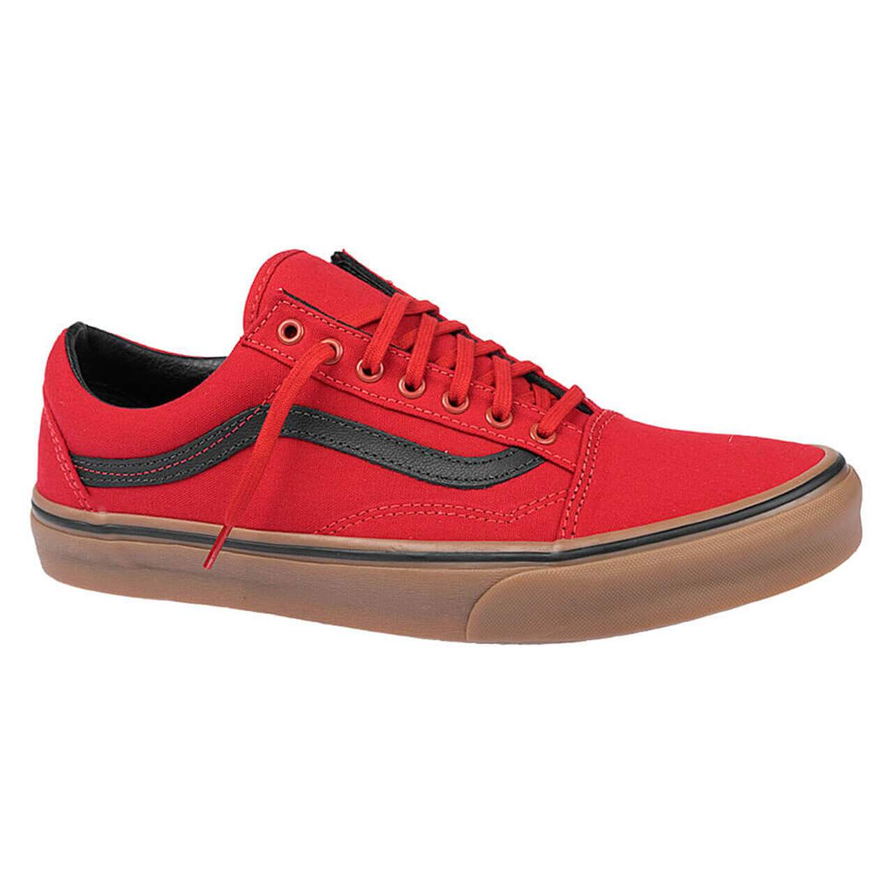 Tênis Vans Old Skool Gum Racing Red