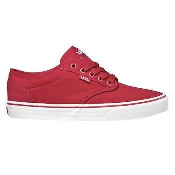Tênis Vans Atwood Canvas Red