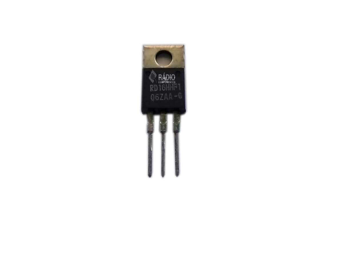 Transistor 30Mhz 16W Rd16 To-220