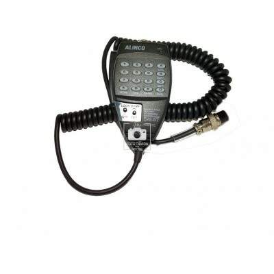 Microfone Ptt Remoto Ems-57 8 Pinos Alinco Dr430 Dr435 Dr135 Dr260