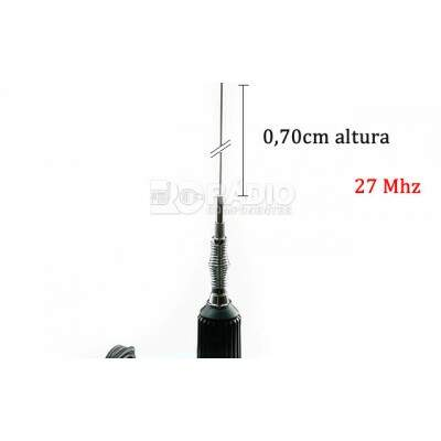 Antena Px Voyager Cb-300 Kit Completo Base Magnética New