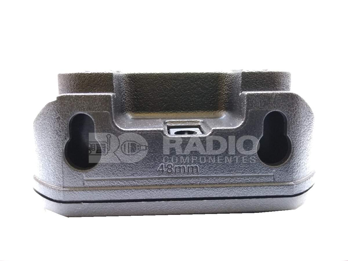 Carregador Base Inteligente Chr9700 P/ Rádio Baofeng Uv9r