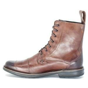 BOTA MASCULINA CYCLE TOUCH COFFEE