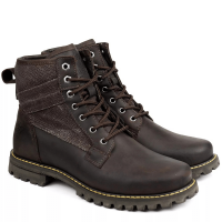 BOTA BLACK BOOTS BAD MOTORFINGER BROWN