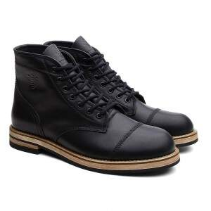 BOTA NINE SIX CLASSIC LATEGO PRETO