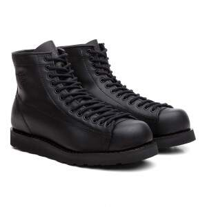 BOTA WILL ALL BLACK WC PRETO SP