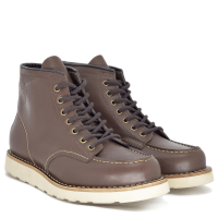 BOTA BLACK BOOTS MOC TOE WC CHOCOLATE