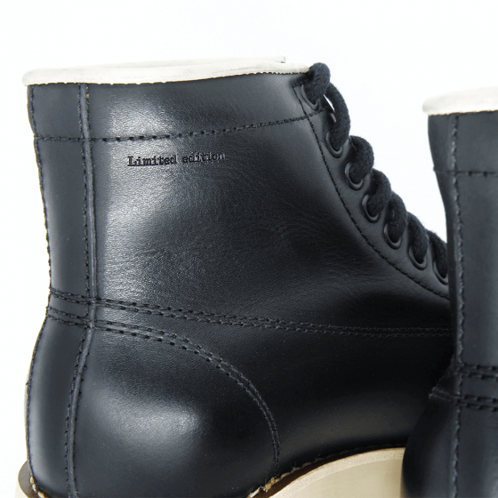 BOTA BLACK BOOTS KILLER LATEGO PRETO LIMITED EDITION