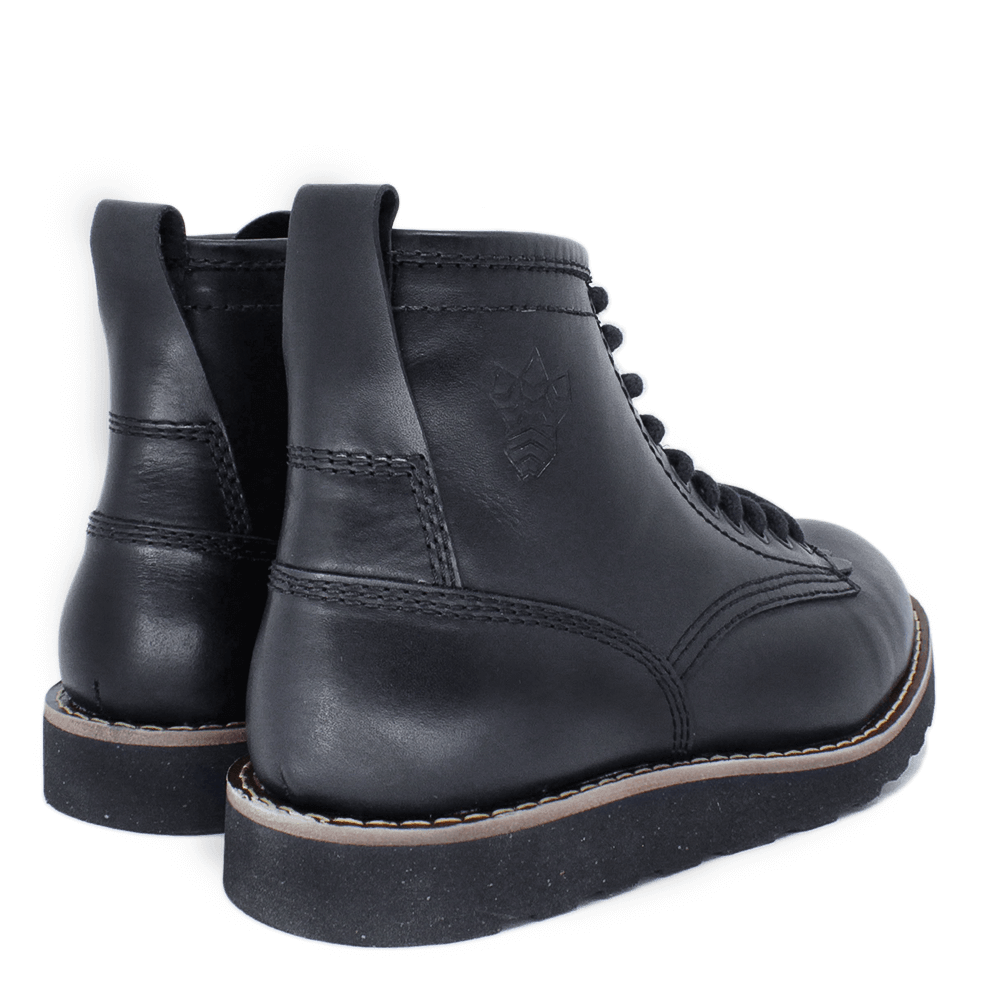 MINER WORK BOOT LATEGO PRETO