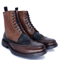 PARIS BROGUE BURGANDY