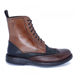 BOTA PARIS BROGUE BURGANDY