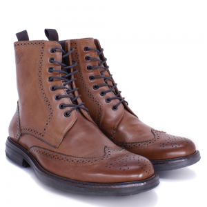 BOTA PARIS BROGUE HAVANA