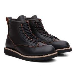 MINER WORK BOOT BULL PRETO SP
