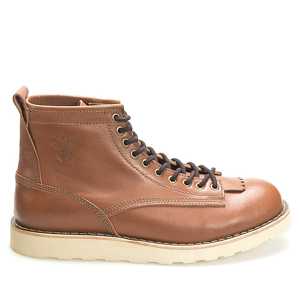 MINER WORK BOOT ORANGE