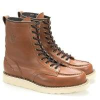 BOTA BLACK BOOTS TENNESSEE LATEGO ORANGE
