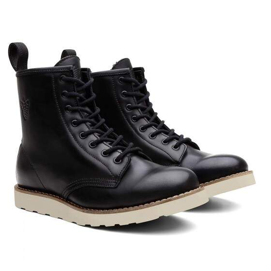 BOTA BLACK BOOTS BERLIN  WC LATEGO PRETO SB
