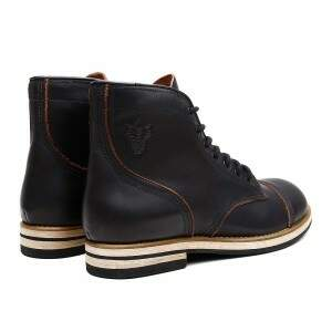 BOTA NINE SIX BULL PRETO