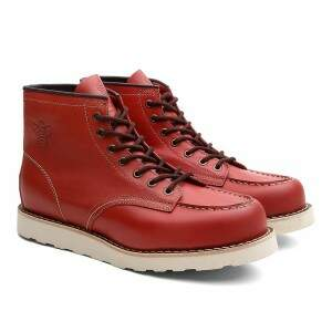 BOTA MOC TOE WC RED ORANGE