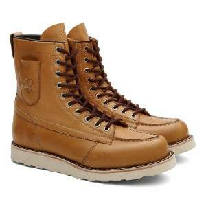 BOTA OHIO POCKET 1934 CARAMELO