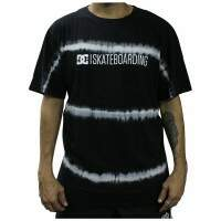 0db8b2428 Camiseta DC Shoes Tie Dye Esp