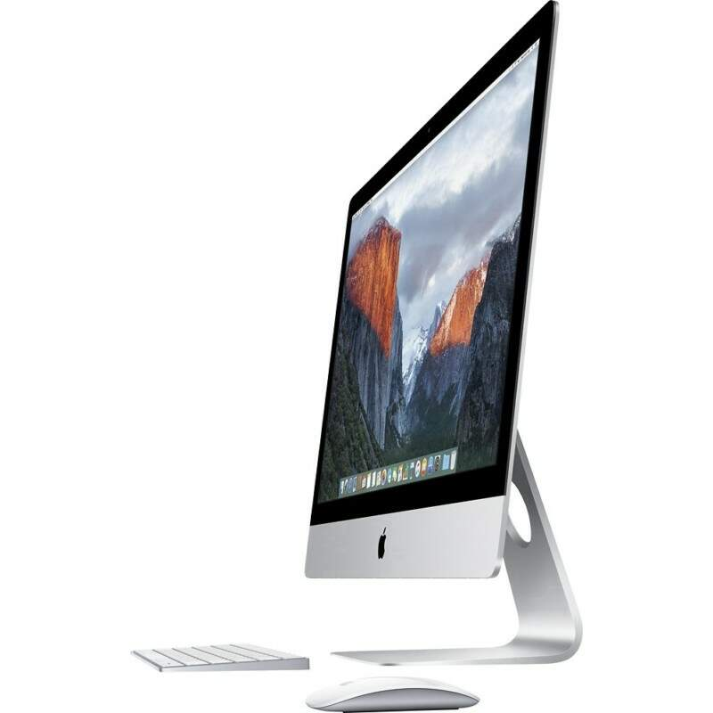 Apple iMac MK462LL Core i5 QC 3.2Ghz Memoria 8GB HD 1TB Tela IPS 27\\\