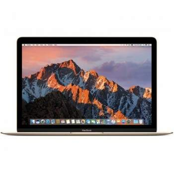 "Apple Macbook MNYK2LL DC 1.2/8GB/SSD256/12.0"" Dourado"