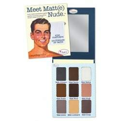 Paleta Meet Matte Nude THE BALM