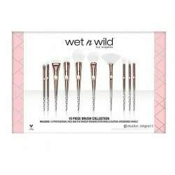 Kit de pincéis Holiday Pro Brush Set  WETN WILD