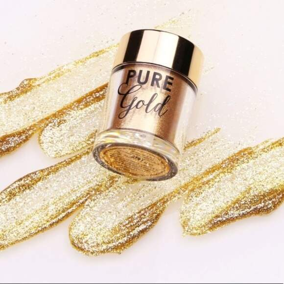 Pure Gold Glitter TOO FACED