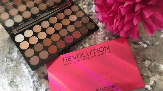 Paleta Flawless 3 Resurrection REVOLUTION