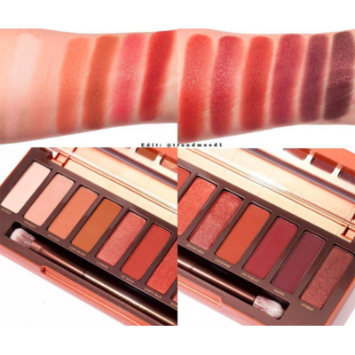 Paleta Naked Heat URBAN DECAY