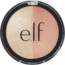 Iluminador e Blush Rose Gold ELF