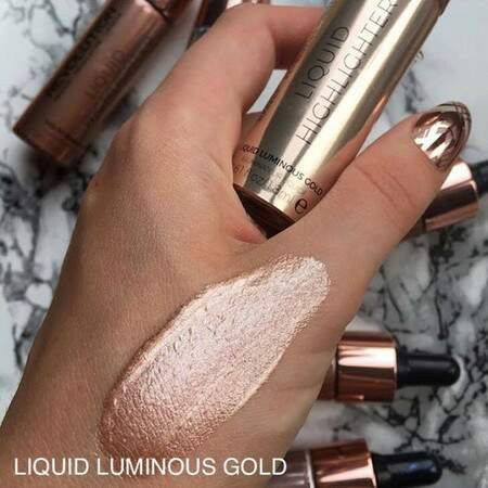 Iluminador Liquid Highlighter REVOLUTION